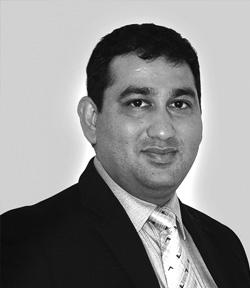NIRANJ SANGAL CEO, OMA EMIRATES- SOLUTIONS GULF