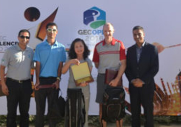 World's Oldest Civilization Welcomes Gec Open 2016 With Overwhelming Response
