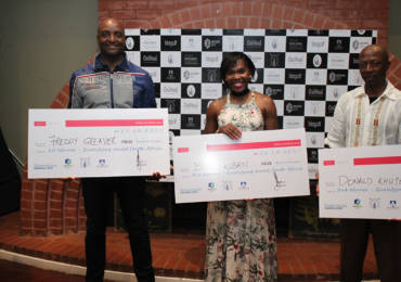 The inaugural GEC Open in South Africa a huge success