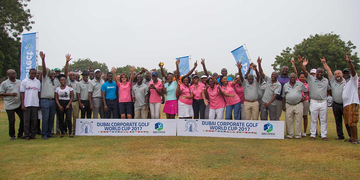 2nd edition GEC Open Ghana a grand success