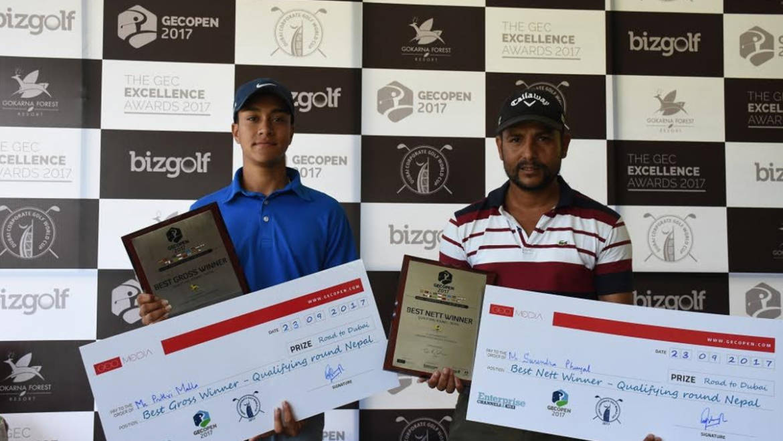 GEC Open debuts in Nepal