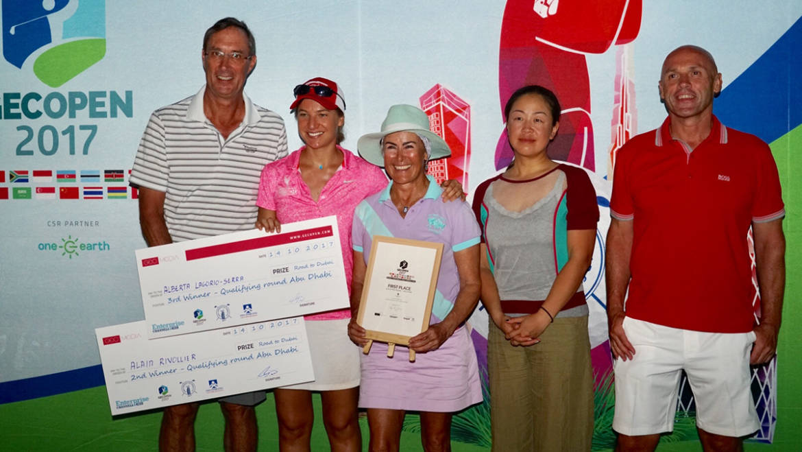 World Final berth for six from GEC Open in Abu Dhabi