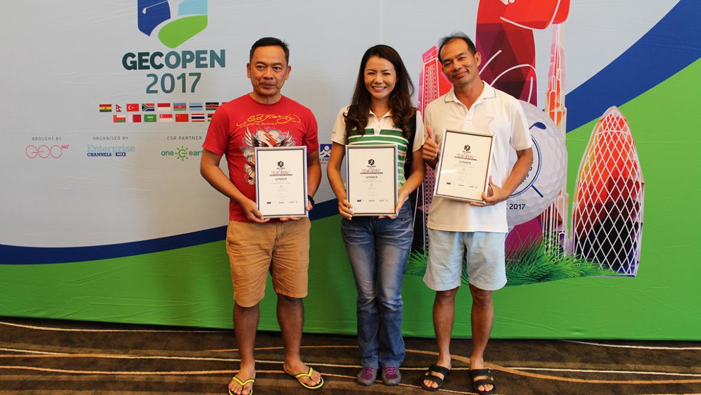 Tiwalai, Yingyongkij and Thongphen win at GEC Open qualifying in Thailand