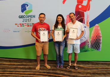 Tiwalai, Yingyongkij and Thongphen win at GEC Open qualifying in Thailand