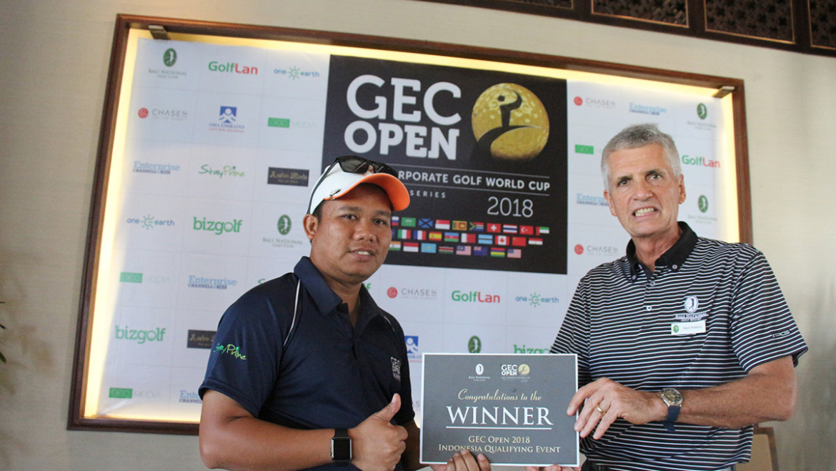 GEC Open Bali lights up community with a strong turnout