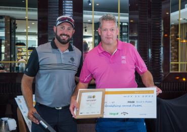 GEC Open Dubai leg hosted by Trump International Golf Club