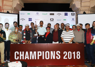 ITC Classic hosts GEC Open Delhi Qualifier with Callaway