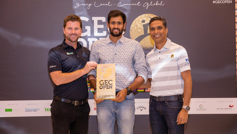 India's Ankit Mohindra crowned World Champion as Thai golfers bag podium finish at GEC Open World Final