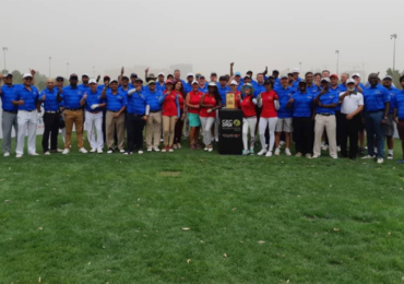 Phum Ketkham leads on the opening day of GEC Open World Final enroute a Thai encore at the Dubai Corporate Golf World Cup